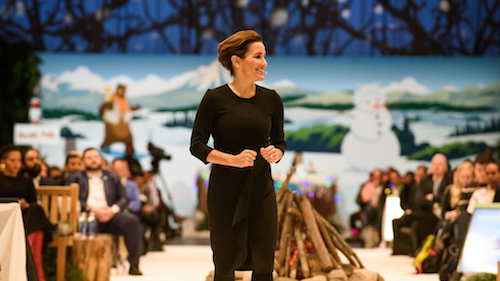A Winter Day of Inspiration and More at Salesforce World Tour New York City