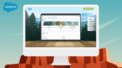 An Interactive Tour of the Platform that Powers the World's #1 CRM