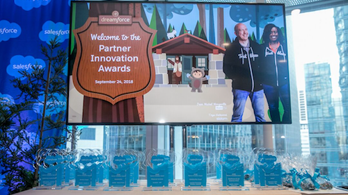 Announcing the 2018 Partner Innovation Award Winners