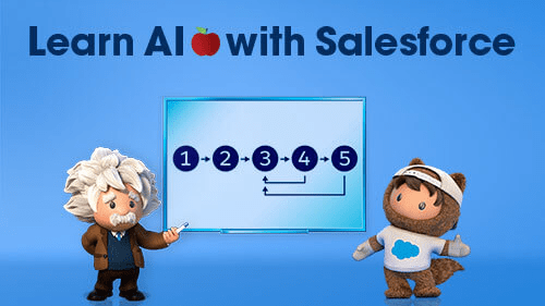 Learn AI With Salesforce: Skill Up on Building a Smarter Business