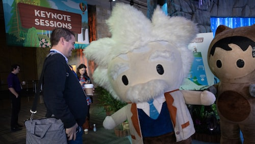 Transformation Trends: Highlights in Artificial Intelligence From Dreamforce '19