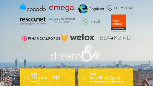 Barcelona Prepares to Host 2nd Annual dreamOlé Event