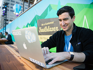 Be Your Best: Experience the Salesforce World Tour New York City from Anywhere