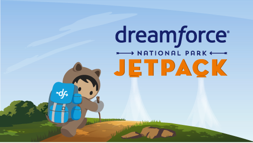 Before You Take Off: Get the Dreamforce Jetpack!