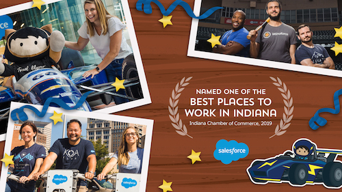 Salesforce Indianapolis: One of Indiana's Best Places to Work