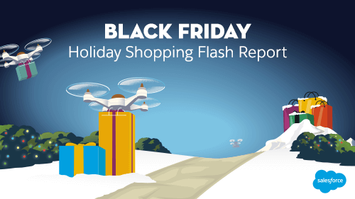 Black Friday Holiday Flash Report: Black Friday Still Reigns in Evolving Cyber Week