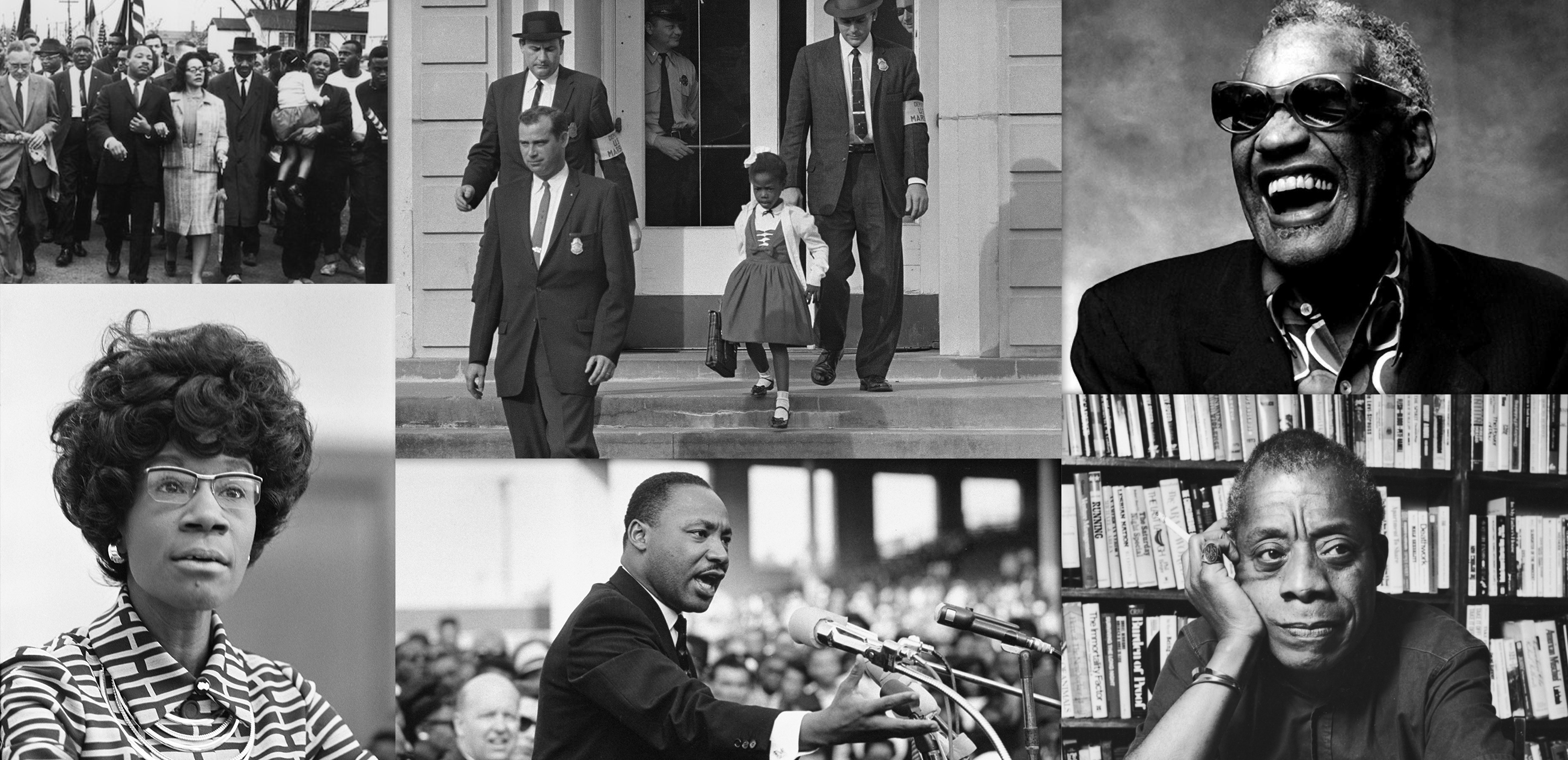 Black History Month: Honoring Voices of the Civil Rights Movement