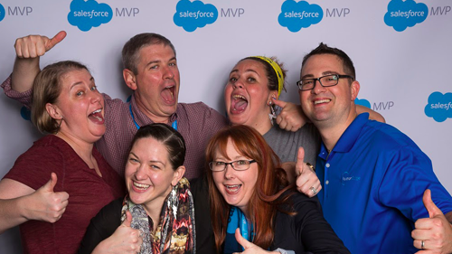 Bring on the 2018 Salesforce MVP Nominations!