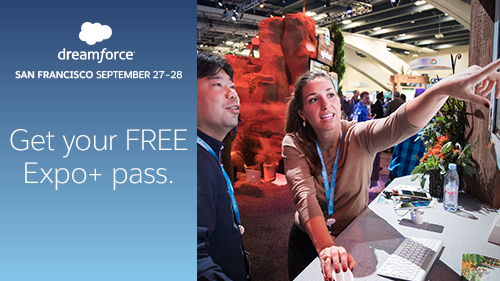 Calling All Trailblazers: Dreamforce Free Expo+ Passes Now Available