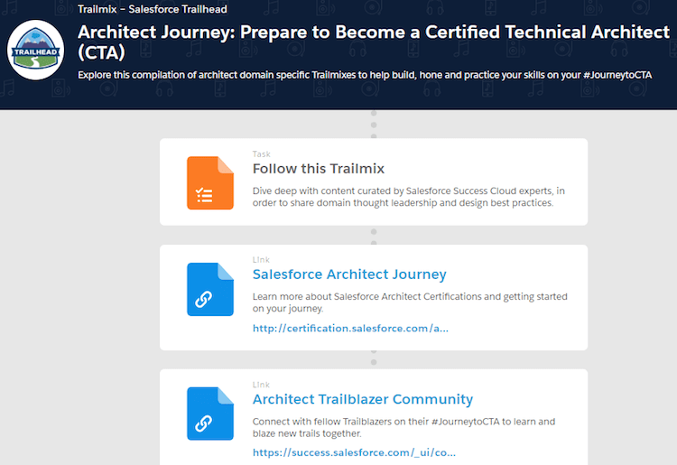 Certified Technical Architects Empowered Trailblazers Reaching The