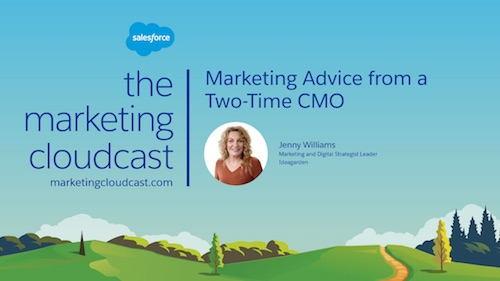 Podcast: Marketing Advice From a Two-Time CMO