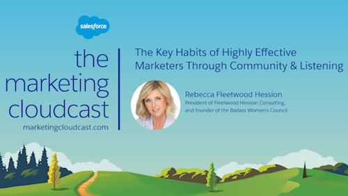Podcast Episode: The Key Habits of Highly Effective Marketers
