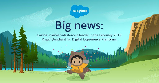 Big News: Salesforce Named a Leader in the Gartner Magic Quadrant (Feb 2019)