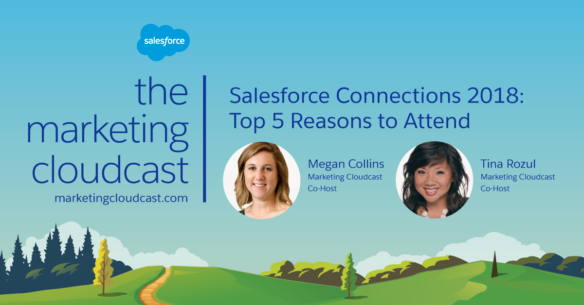 Connections '18: The Path to Stronger, Better, and Smarter Customer Engagement