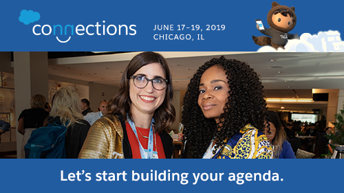 Get on Your Game With Connections '19 Agenda Builder