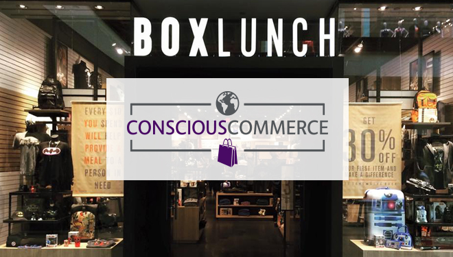 Conscious Commerce: BoxLunch is a Brand With a Purpose