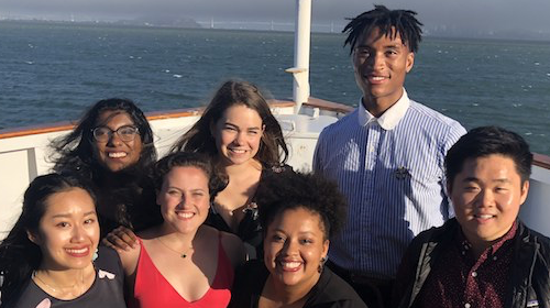 Content Experience Interns Share Their Summer Salesforce Experience