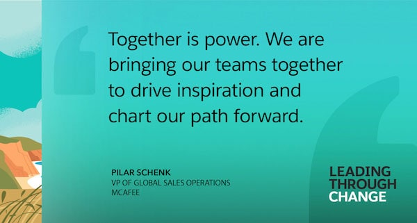 Together is power quote