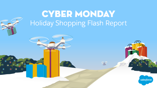 Holiday Flash Report: Cyber Monday Still Pops, But Deals and Revenue Now Spread Across Cyber Week