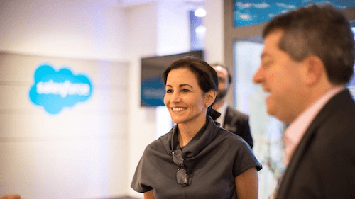 Today at Davos With Salesforce – Wednesday, Jan 23