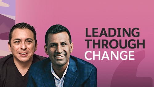 Brian Solis and Nick Mehta Leading Through Change