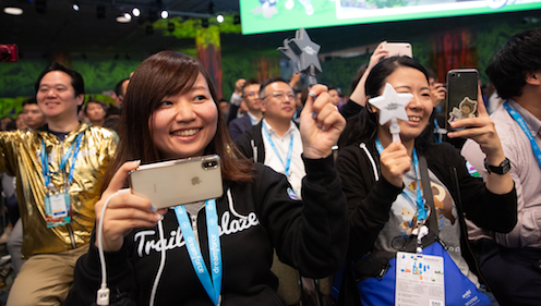 Dreamforce '18 Day One Highlights: $18 Million in Grants, #AwesomeAdmins, Responsible Technology, Popular Monks, Gold Hoodies, and 360 Degrees of AI for Your Future