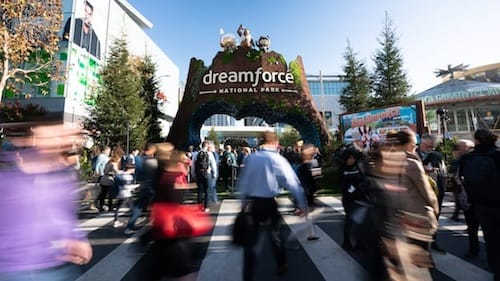 Dreamforce '19 Day 1