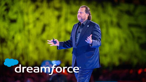 Dreamforce '19 Opening Keynote