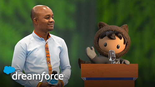What Story Do You Need to Tell? Dreamforce Call for Speakers