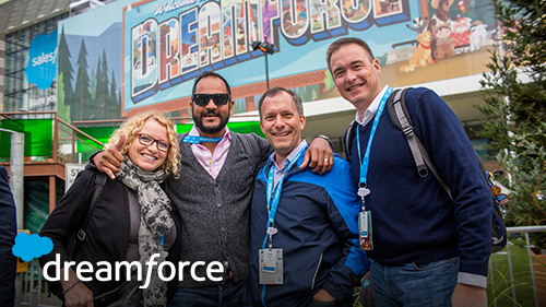 Your Free Dreamforce '19 Expo+ Pass is Now Available