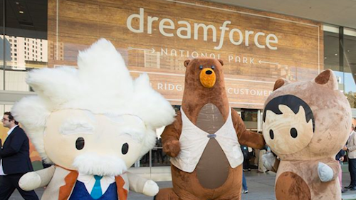 Dreamforce Through the Eyes of Salesforce Employees