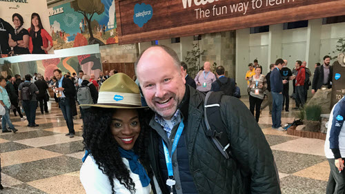 Dreaming Big and Looking to Change the Insurance World with Trailhead