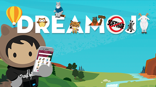 Dreamoji: Because Sometimes (at Dreamforce) There Are No Words