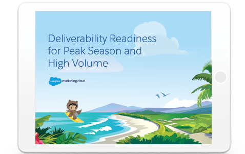 Email Deliverability Readiness: How to Prepare for Peak Season and High Volume