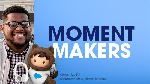 Moment Makers with Kaleem McGill