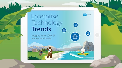 New Data Reveals the Trends Transforming  IT