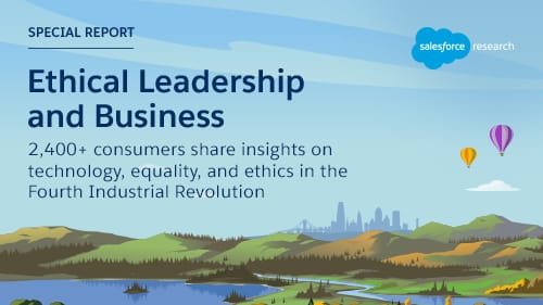 Ethical Leadership and Business in the 4th Industrial Revolution: New Consumer Research