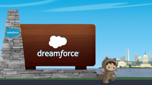 Even in a Busy Government Buying Cycle, Make Time for Dreamforce '18