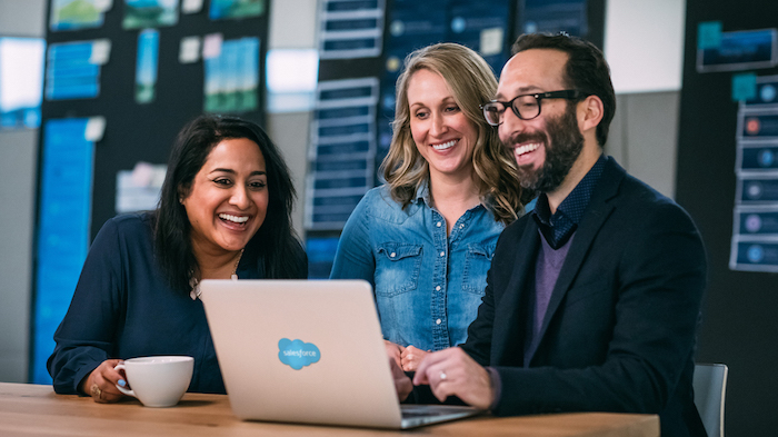 For The 9th Year In A Row, Salesforce Is One Of Fortune's 100 Best Companies to Work For