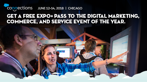 FREE Connections Expo+ Passes Now Available!