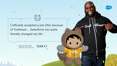 From Laid Off (Twice!) to Certified Awesome Admin and 'Golden Hoodie' Recipient at Dreamforce '18