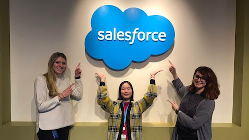 Launching a Career in Customer Success at Salesforce Through Futureforce