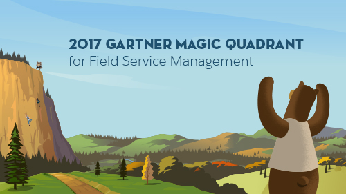 Salesforce Makes its Debut in the 2017 Gartner Magic Quadrant for Field Service Management as a Challenger