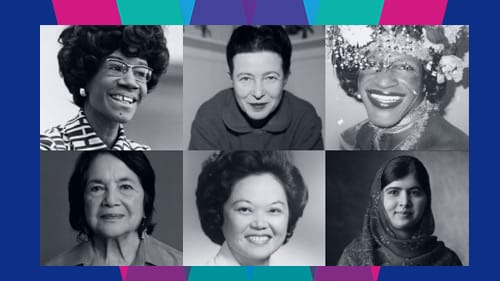 10 Gender Equality Heroes in Honor of International Women's Day