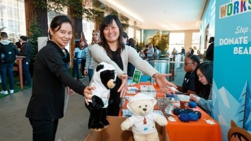Build-A-Bear Giving Tuesday