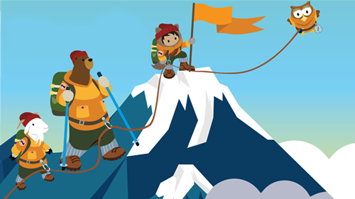 New Year's Resolution: Going the Distance with Salesforce