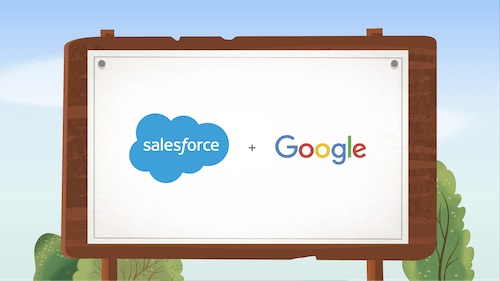 Salesforce and Google integrations
