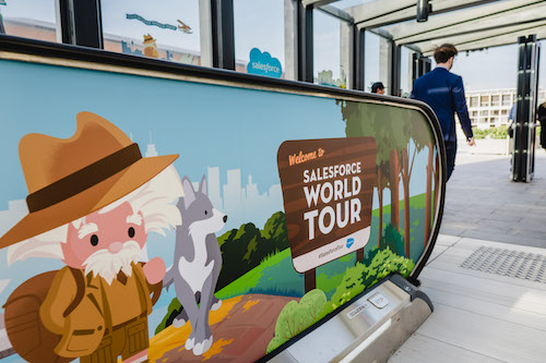 The Top 10 Moments from Salesforce World Tour 2019 Sydney