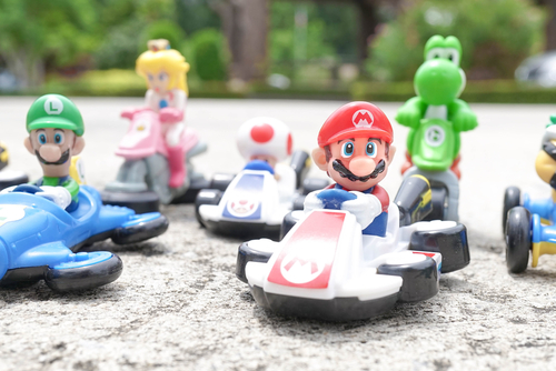 How I Motivated My Sales Team With 'Mario Kart'