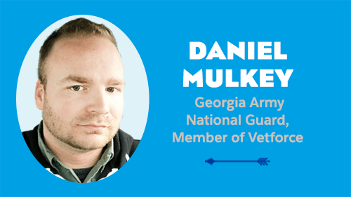 How One National Guard Soldier Launched a Career in Tech